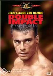 Double Impact on DVD