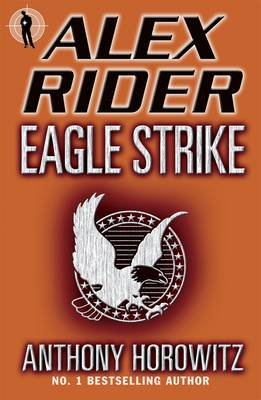 Eagle Strike by Anthony Horowitz image