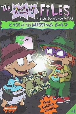 Case of the Missing Gold by David Lewman image