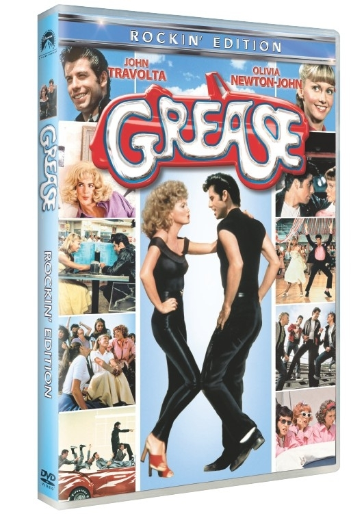 Grease - 30th Anniversary Edition on DVD