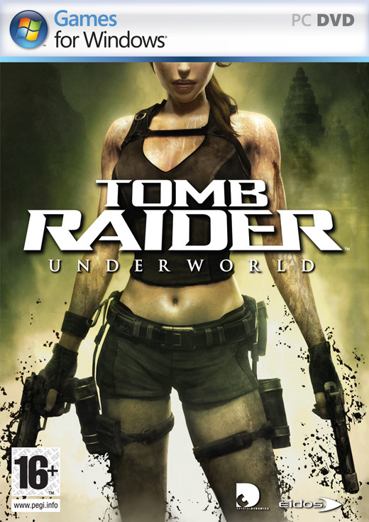 Tomb Raider: Underworld (Best Of) for PC Games