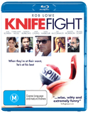 Knife Fight on Blu-ray