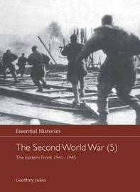 The Second World War by Geoffrey Jukes image