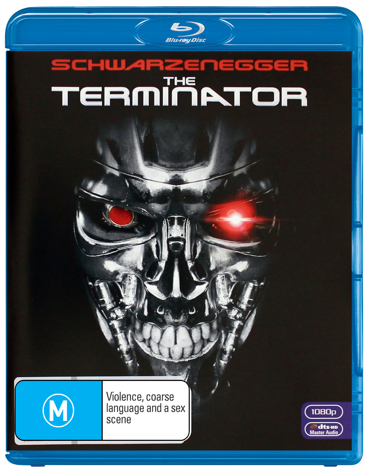 The Terminator on Blu-ray image