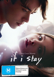 If I Stay on DVD