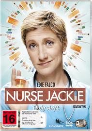 Nurse Jackie - Season 2 (3 Disc Set) DVD