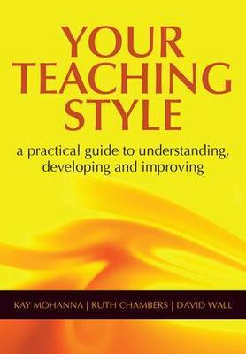 Your Teaching Style by Kay Mohanna image