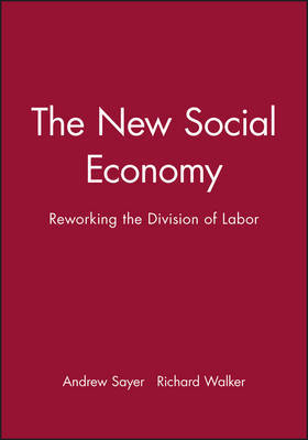 The New Social Economy by Andrew Sayer image