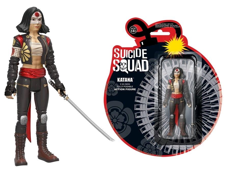 Suicide Squad - Katana Action Figure image