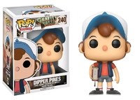 Gravity Falls - Dipper Pines Pop! Vinyl Figure (with a chance for a Chase version!)