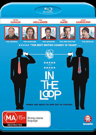 In The Loop on Blu-ray