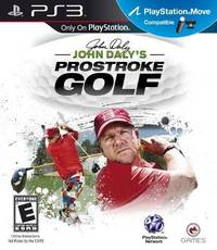 John Daly's ProStroke Golf (PS Move Compatible) for PS3
