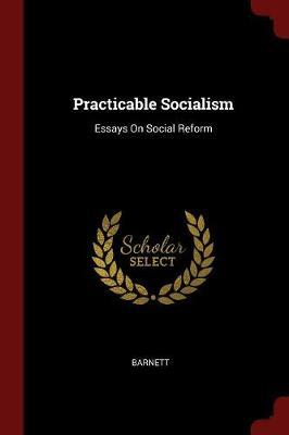 Practicable Socialism by Barnett image