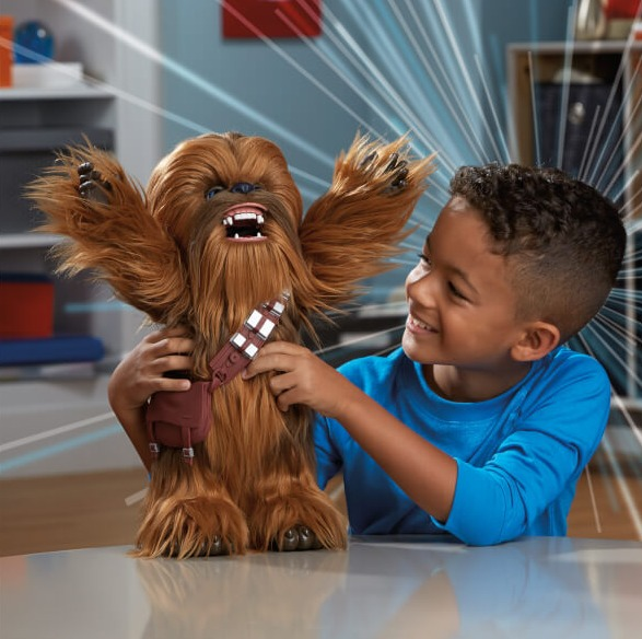 Star Wars - Ultimate Co-Pilot Chewie