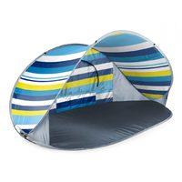 Manta Sun Pop Up Shelter - Beach Stripes