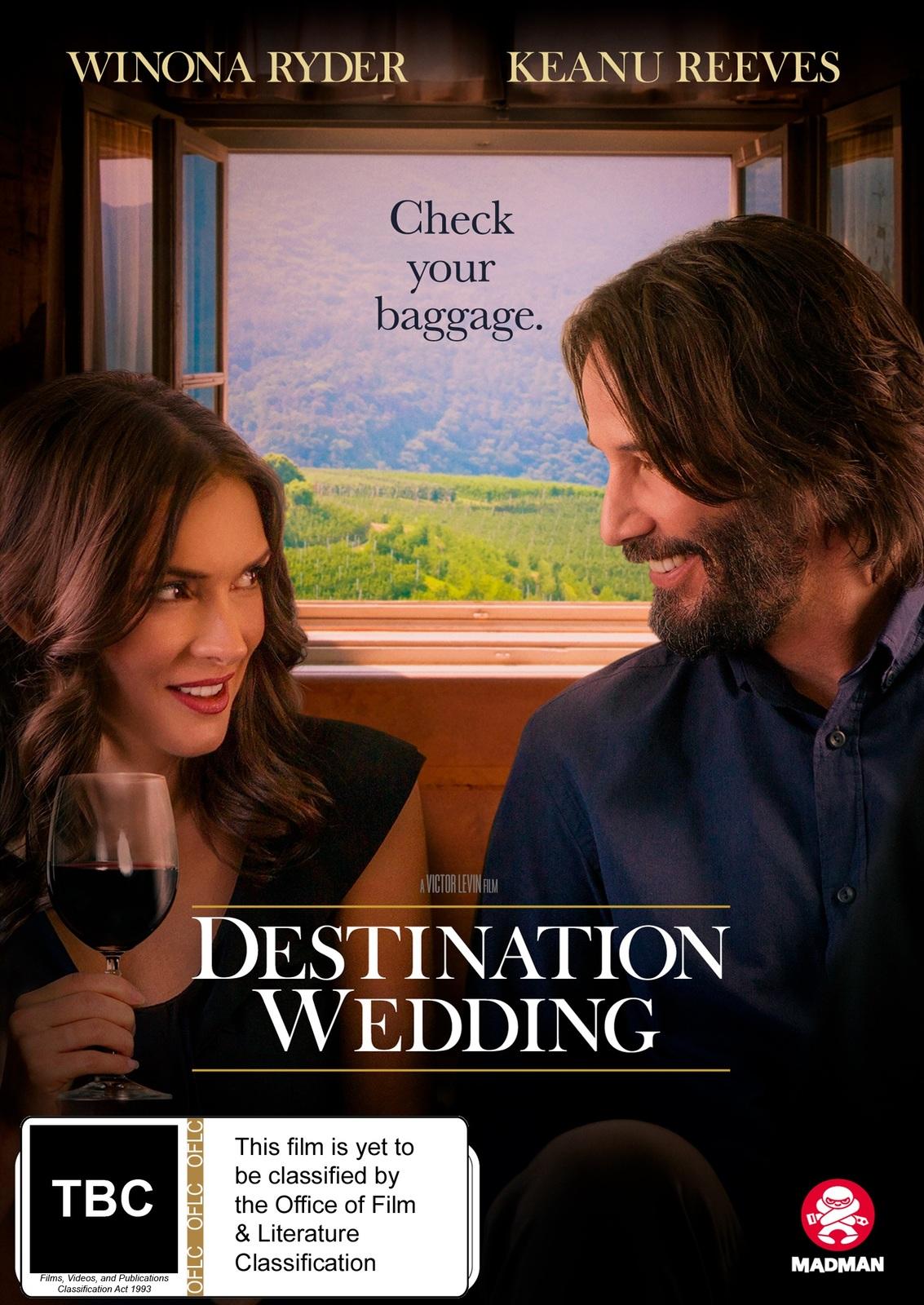 Destination Wedding on DVD image
