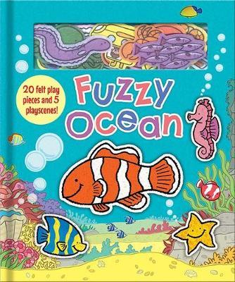 Fuzzy Ocean by Oakley Graham