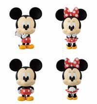 Cap Chara: Premium: Mickey and Minnie (Assorted)