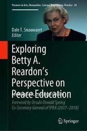Exploring Betty A. Reardon's Perspective on Peace Education