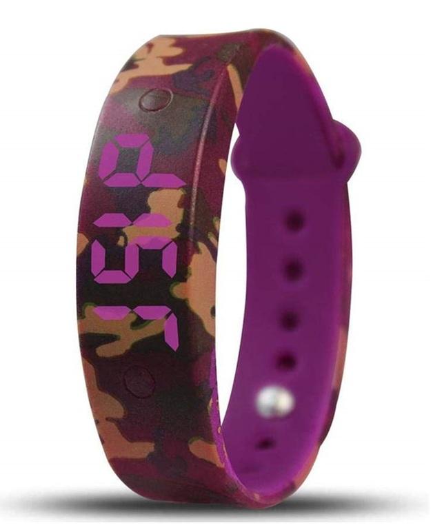Kids Fitness Smart Band - Purple