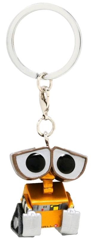 Wall-E Pocket Pop! Keychain (Metallic)