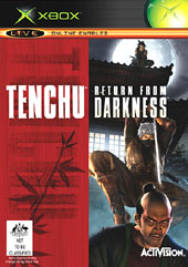 Tenchu: Return from Darkness for Xbox