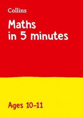 Maths in 5 Minutes a Day Age 10-11
