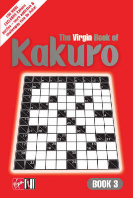 The Virgin Book of Kakuro by Varous image