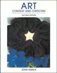 Art: Context and Criticism by J. Kissick image