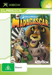 Madagascar Classics for Xbox