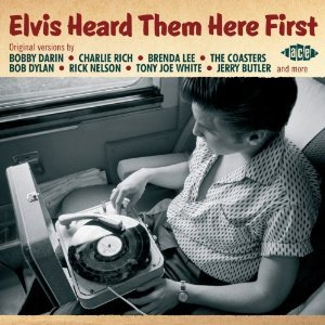 Elvis Heard Them Here First by Various Artists image