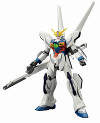 HGBF Gundam X Maou 1/144 Model Kit