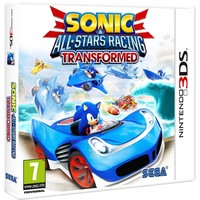 Sonic & All-Stars Racing Transformed for 3DS image