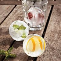 Tovolo - Set of 2 Sphere Ice Moulds