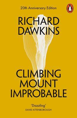 Climbing Mount Improbable by Richard Dawkins image