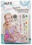 Alex: Layer & Wear - Watercolor Tattoos Set