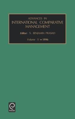 Advances in International Comparative Management