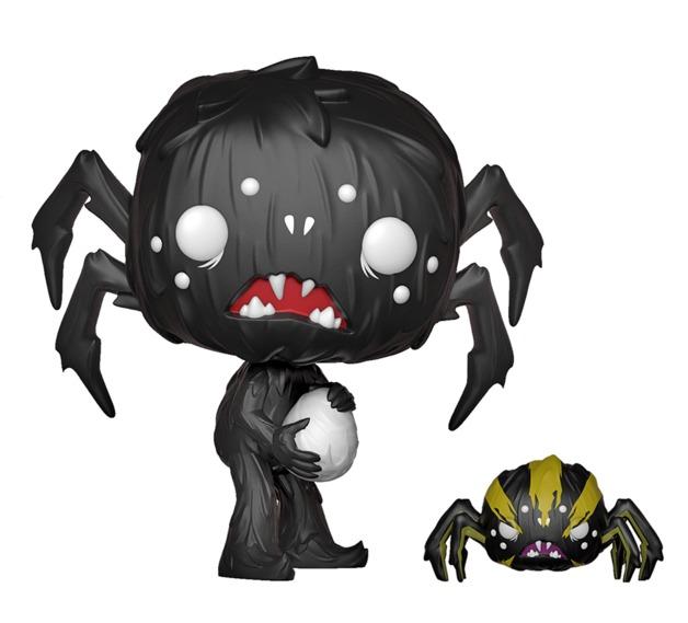 Don't Starve - Webber with Spider Pop! Vinyl Figure