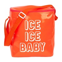 Sunnylife: Beach Cooler Bag - Neon Orange (Small)