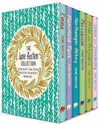 The Jane Austen Collection (Box Set 6 Books) by Jane Austen
