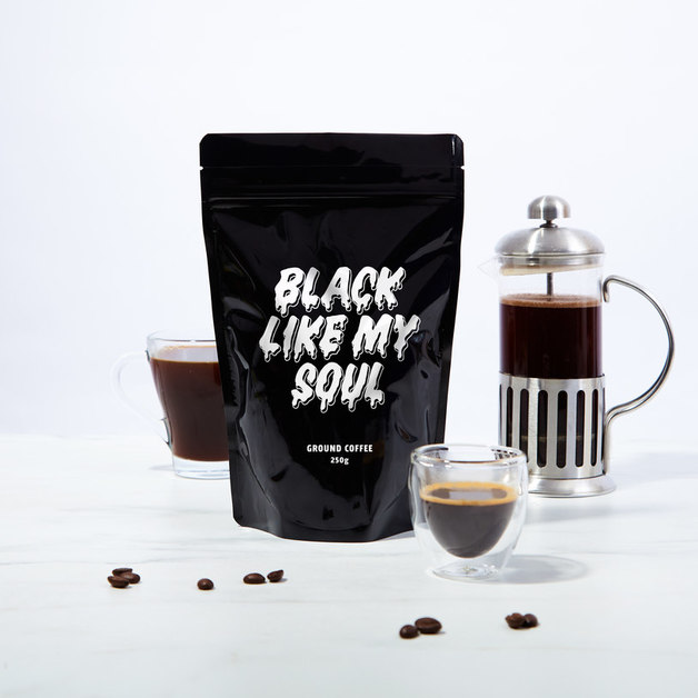 Black Like My Soul Coffee