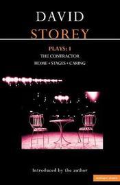 Storey Plays: v. 1 by David Storey