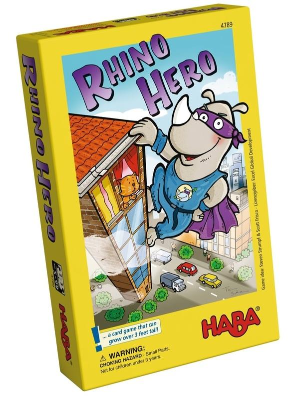 Rhino Hero - Children's Game