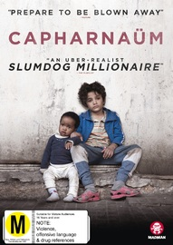 Capharnaum on DVD