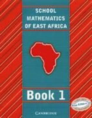 School Mathematics for East Africa Student's Book 1 by Madge Quinn image