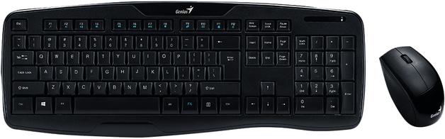 Genius KB-8000x Wireless Desktop Kit