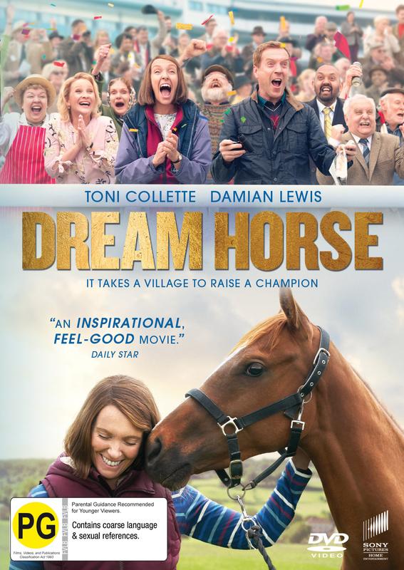 Dream Horse on DVD