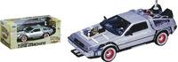 Back To The Future 3 - DeLorean 1:24 Scale Die-Cast Car Replica image