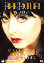 Sarah Brightman  In Concert on DVD