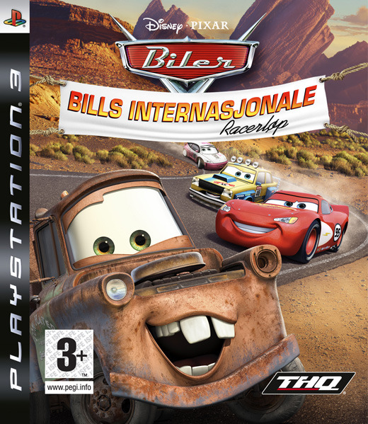 Cars Mater-National for PS3